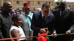 Mounir El Majidi inaugure au Mali la Clinique périnatale Mohammed