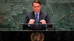 Brazil's Jair Bolsonaro Defends Deforestation: 'The Amazon Is Not Being