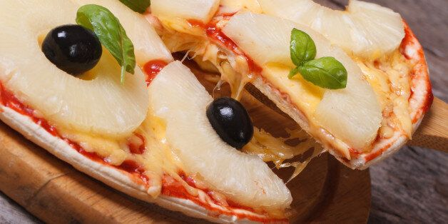 Le Président islandais aimerait interdire l'ananas sur les pizzas
