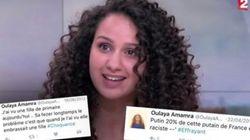La franco-marocaine Oulaya Amamra, César du Meilleur espoir féminin, s'explique sur ses tweets