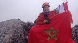 La Marocaine Bouchra Baibanou à la conquête de l'Everest en avril