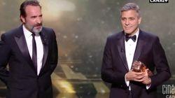 Le duo anti-Trump drôle et émouvant de Clooney et