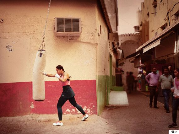 Nike rend hommage aux femmes athlètes du Monde arabe dans sa nouvelle