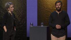 Une victime de viol et son agresseur partagent la scène d'une conférence TED, leur histoire est