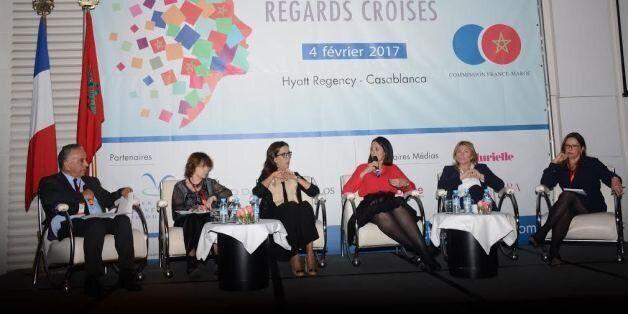 Femmes politiques marocaines et françaises, même