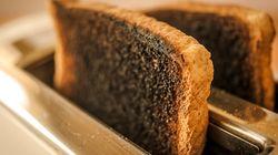 Voilà pourquoi vous ne devriez pas manger votre pain trop