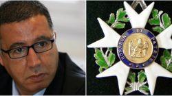 Le Marocain Adam Hachimi reçoit la Légion