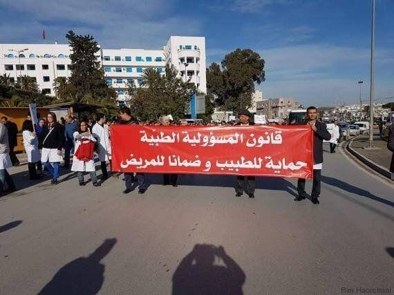 Journée de colère pour les médecins (photos,