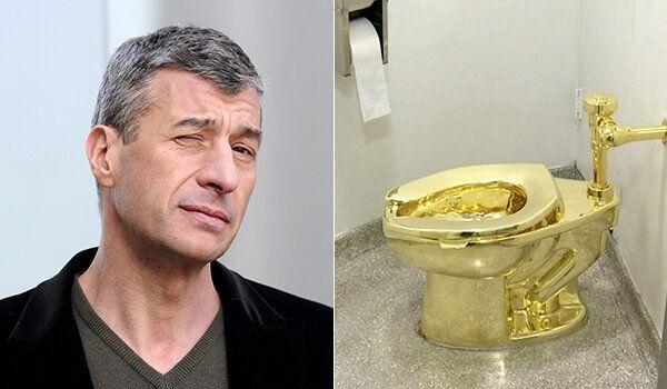 Maurizio Cattelan: