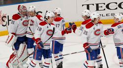 Le Canadien bat les Panthers