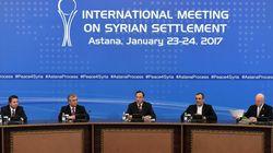 Syrie: opposition et gouvernement invités à de nouvelles discussions à Astana