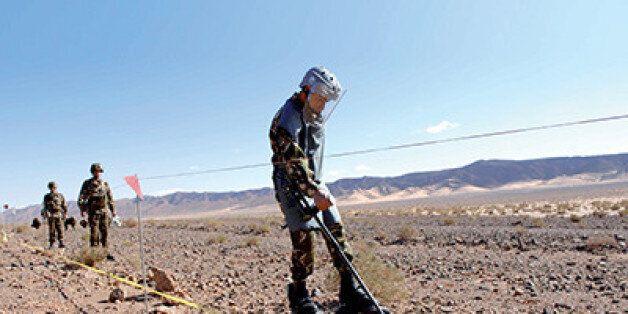 Plus 8,8 millions mines de l'ère coloniale détruites, fin des opérations de déminage 54 ans après