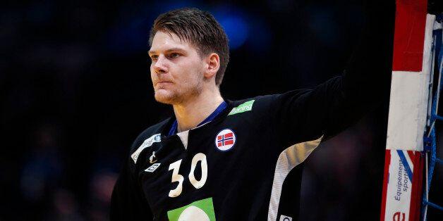 Men's Handball - Croatia v Norway - 2017 Men's World Championship, Semi-Finals - AccorHotels Arena, Paris,...