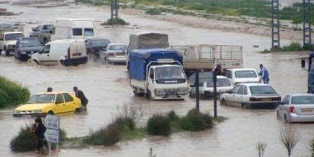 Le réseau routier affecté dans 16 wilayas suite aux dernières