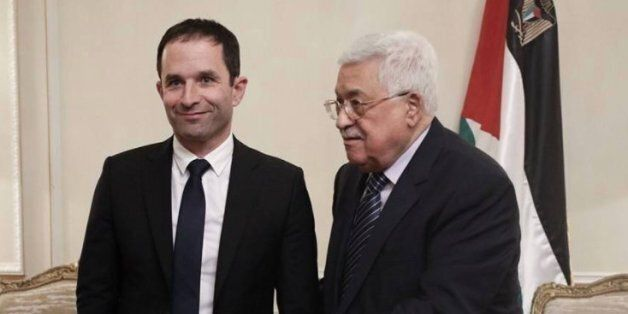 France: Benoît Hamon veut reconnaître l'Etat palestinien s'il est élu