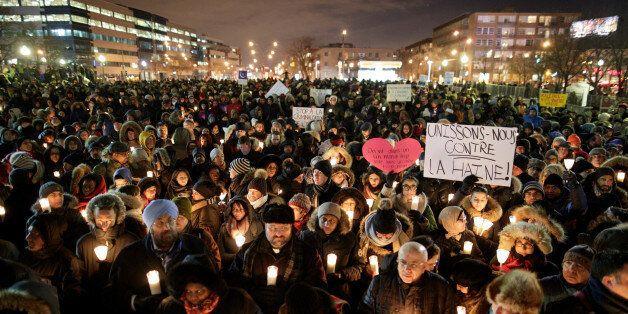 Attentat de Québec: Un appel aux dons pour les familles des