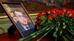 L'image du tueur de l'ambassadeur russe en Turquie remporte le World Press Photo