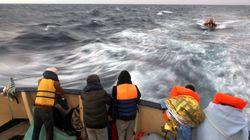 Plus d'un millier de migrants secourus: