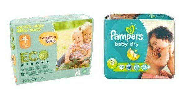 Dans les couches pour bébé, des résidus toxiques dont des pesticides, selon 60 millions de