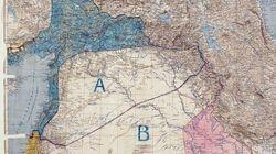 Les accords Sykes et Picot: Des frontières imposées à des peuples majoritairement arabes qui ont du mal à faire
