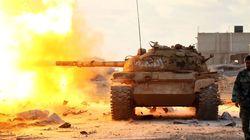 Libye: les terroristes chassés de leur bastion à l'ouest de