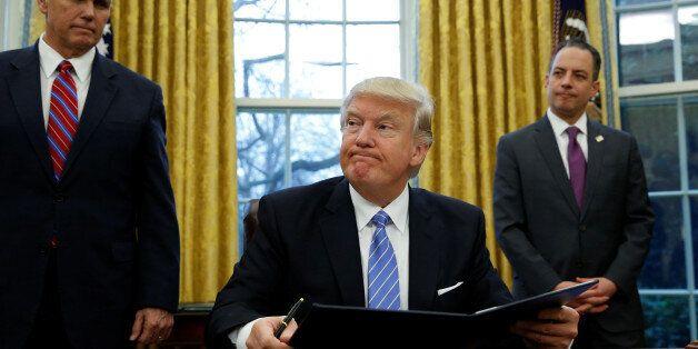 Donald Trump, le 45ème président des Etats-Unis, est-il un espion
