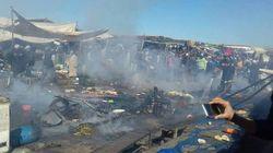 Explosion d'une bonbonne de gaz à Aïn Aouda: 1 mort et 54