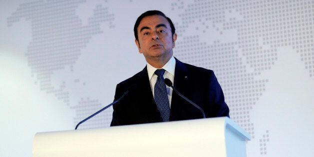 Carlos Ghosn, Chairman and CEO of the Renault-Nissan