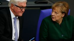 Frank-Walter Steinmeier, le nouveau président allemand qui pourrait faire de l'ombre à Angela