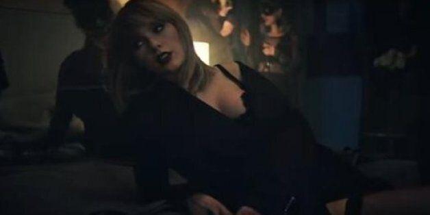 Le clip pas du tout torride de Taylor Swift et Zayn Malik