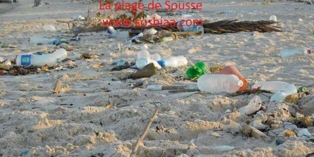 Déchets en plastique: Les zones touristiques en souffrent