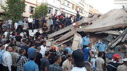 Les chefs d'accusation retenus contre les accusés de l'effondrement d'un immeuble à