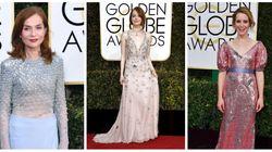 Golden Globes: les tenues des
