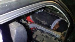 Un Marocain arrêté à Sebta pour avoir caché un migrant dans son tableau de