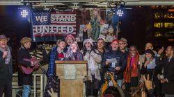 PHOTO-VIDEO: Robert De Niro, Alec Baldwin, Michael Moore ... Quels étaient les guest stars de la manifestation Rally antiTrum...