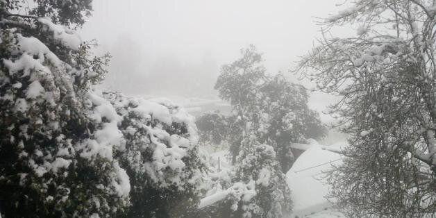 Ain Drahem n'aime pas la neige: Le calvaire des habitants n'est pas