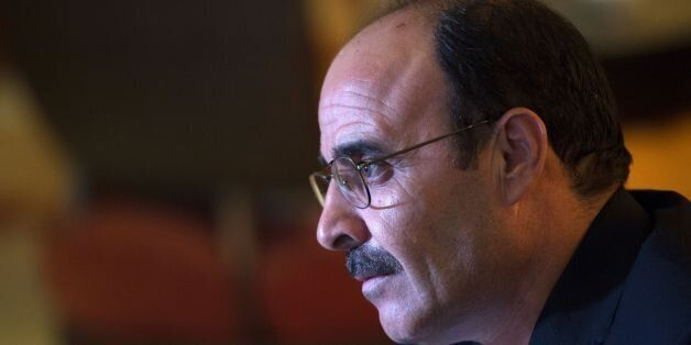 Ilyas el Omari, Vice Secretary General of Morocco's Party of Authenticity and Modernity (PAM) speaks...