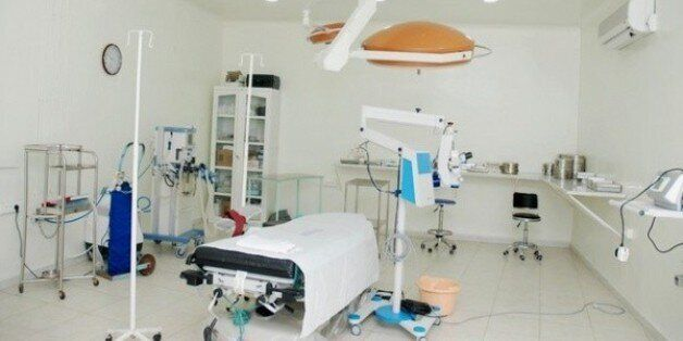Mise en service d'un nouvel hôpital à