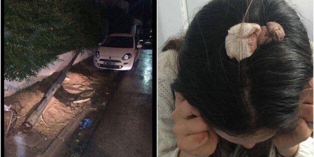Tunisie- Une femme frôle la mort par un poteau électrique. La municipalité de Mutuelleville réagit