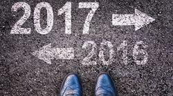 Pourquoi vos résolutions 2017 sont déjà un