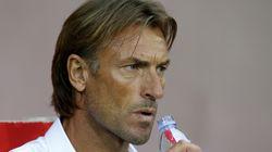 CAN 2017: A la veille du match Maroc-RDC, Hervé Renard se