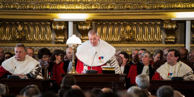 Newly appointed First President of the Cour de Cassation, France's Final Court of Appeal, the country's...