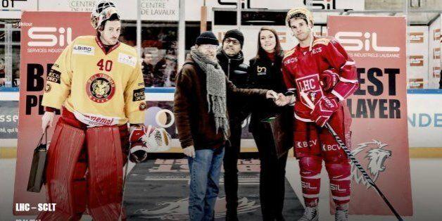 Un club de hockey organise une incroyable collecte pour aider son ancien entraîneur devenu