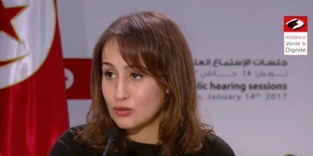 IVD: Amira Yahyaoui retrace, dans un témoignage émouvant, le parcours militant de son