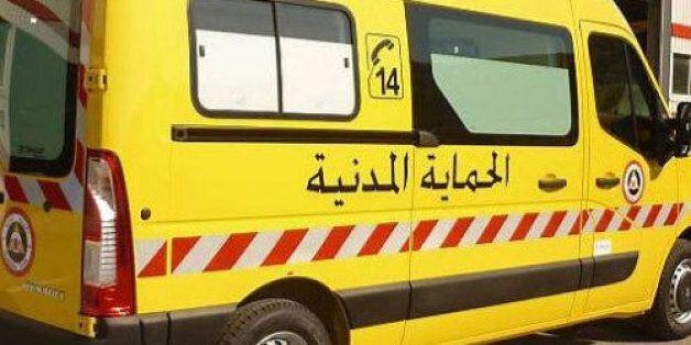 Alger: Deux morts suite à l'effondrement partiel d'une bâtisse à