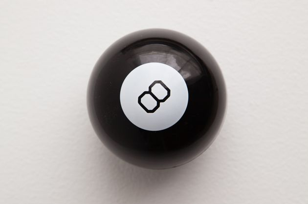 The TSA website has a cheeky answer to the question of whether Magic 8 Balls are permitted on