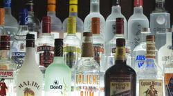Voici comment on pourrait boire de l'alcool dans le