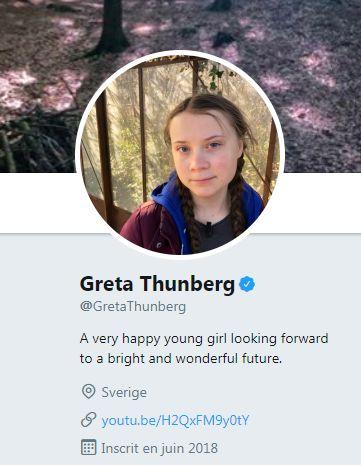 Le pied de nez de Greta Thunberg à Donald