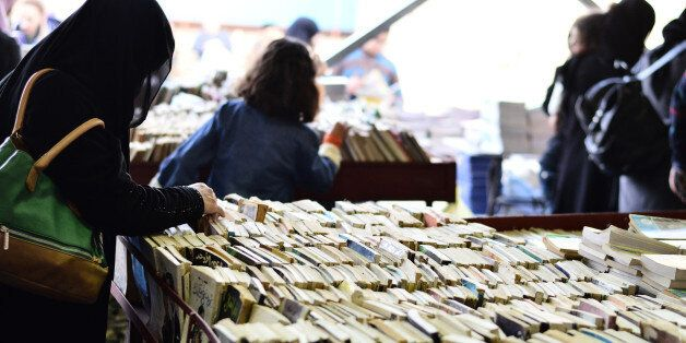 Cairo organizes the annual international book fair at exhibition land in Nasr City. Poor turnout at the...