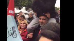 Un millier de Tunisiens manifestent contre le retour des